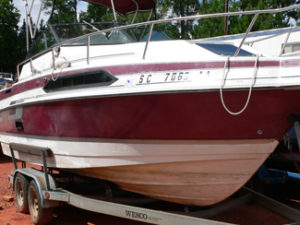 1988 Regal 233XL Cabin Boat