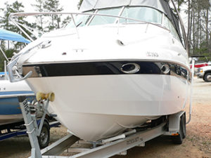 2005 Campion 26 ft. LX 825I/MC Cabin Boat