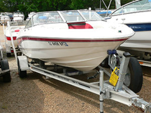 2003 Chaparral 180 SSI Bowrider