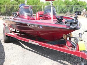 1998 Triton TR-19 Bass Boat
