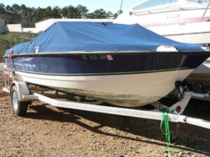 2007 Bayliner 195 Discovery Bowrider