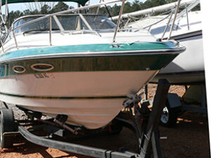 1988 Searay Sorrento 240 Cabin Boat