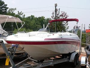 2005 Nautic Star 21 ft Deckboat